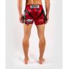 muay thai shorts venum xonefc red 4
