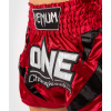 muay thai shorts venum xonefc red 5