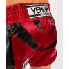 muay thai shorts venum xonefc red 7