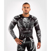rash long venum gladiator 4.0 blackwhite 1