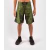 kids shorts venum trooper forestcamo black 1