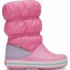 Crocs Crocband Winter Boot K Pink Lemonade/Lavender