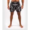 muaythai shorts venum gladiator 4.0 blackwhite 1