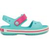 Crocs Crocband Sandal Kids Pool/Candy Pink