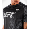 T shirt men´s short sleeve panske triko kratky rukav ufc venum fight week performance black f4