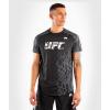 T shirt men´s short sleeve panske triko kratky rukav ufc venum fight week performance black f1