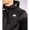ufc mikina hoodie venum pro line black f7