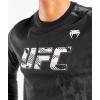 tshirt tricko long sleeve douhy rukav ufc venum authentic fight week black cerne f4