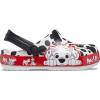 Crocs FL 101 Dalmatians Clog White