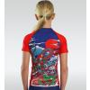 DĚTSKÝ rashguard - sportovní tričko Ground Game TATAKAI Kids - krátký rukáv