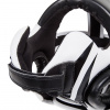headgear sans menton challenger 2.0 black white hd 07