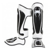 shinguards predator black white 620 02