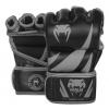 mma gloves challenger blackgrey