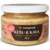 Nutspread 100% Kešu máslo s kávou a vlašskými ořechy 250g