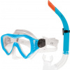 Spokey GOMERA Sada brýle + šnorchl modré