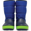 Crocs LodgePoint Snow Boot K Blue Jean/Navy