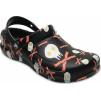 Crocs Bistro Graphic Clog - Black/White