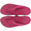 Crocs Sloane Platform Flip Berry