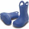 Crocs Handle It Rain Boot Kids Cerulean Blue