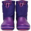 Crocs Crocband LodgePoint Boot K Amethyst/Ultraviolet