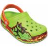 CrocsLights Fire Dragon Clog K - Volt Green