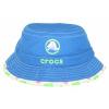 Crocs Girls Reversible Bucket - Aqua