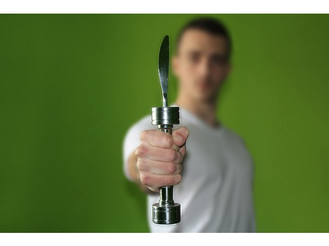 Fitloon fitness příbor nůž