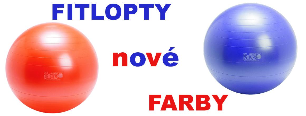 FITLOPTY nové farby