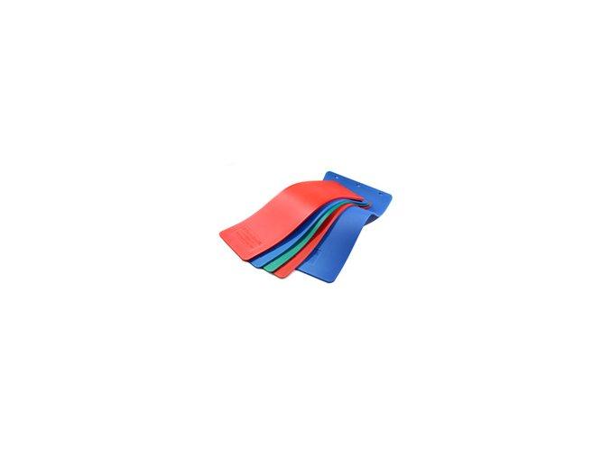 ŽINENKA THERABAND Červená 190 x 60 x 2,5 cm