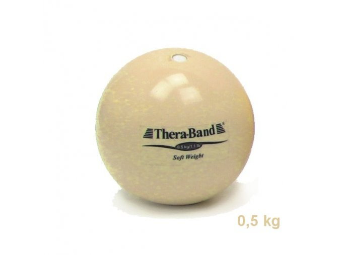 Medicinbal Thera-Band - 0.5kg - original (USA)