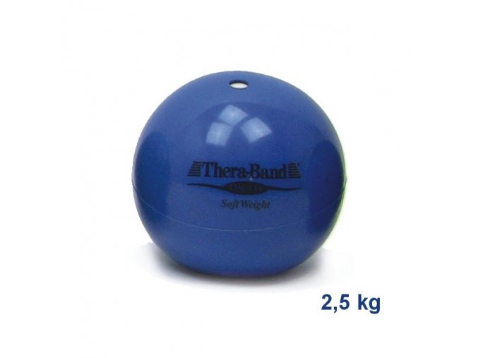 Medicinbal Thera-Band - 2.5 kg - originál (USA)