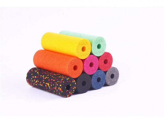 106 black roll mini barva cervena
