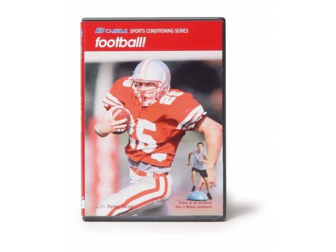DVD BOSU - Americký futbal - originál (USA)