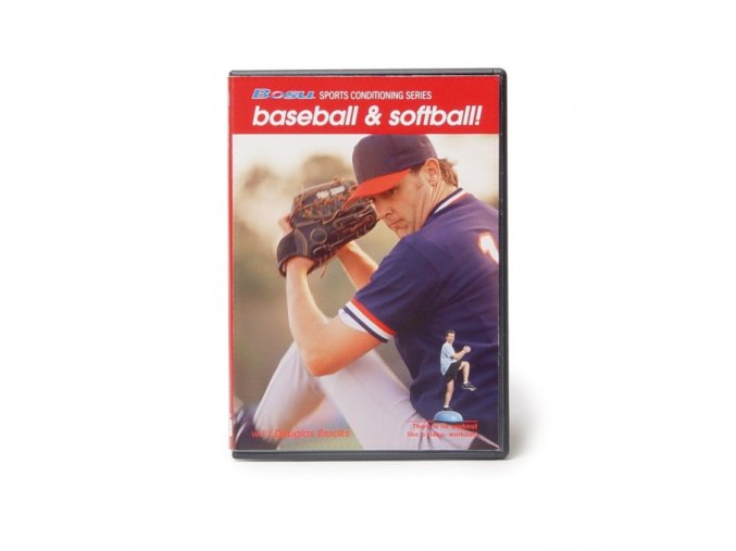 DVD BOSU - Baseball a softball - originál (USA)