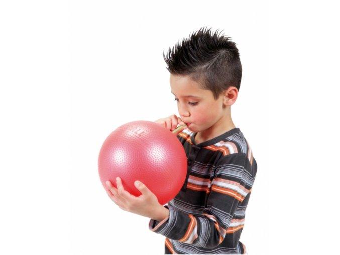 Overball / Softgym - 23 cm - originál (Italy) väčší uzáver proti prehltnutiu u detí