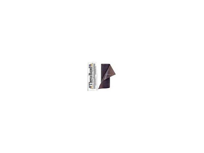 Thera-Band - 5.5 m - Stupeň 6 - Čierny - originál (USA)