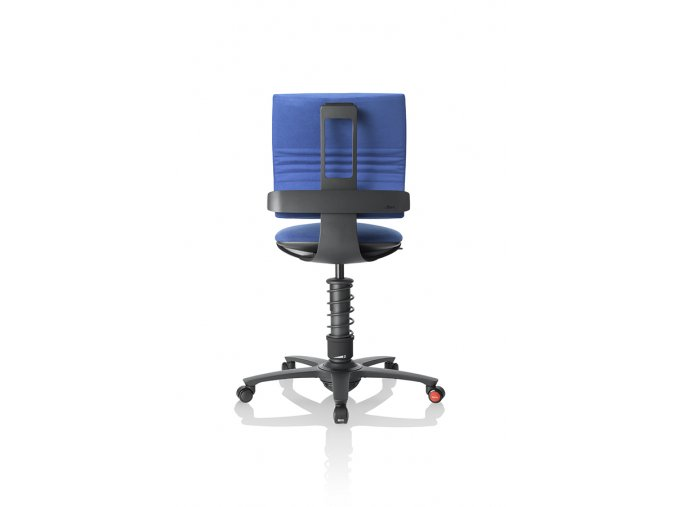 80 3Dee Microfibre royal blue alu black back