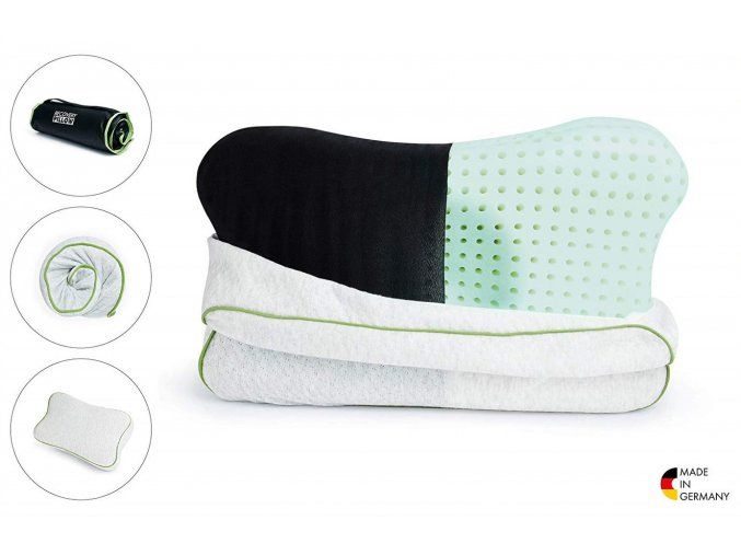 blackroll recovery pillow kissen komplett