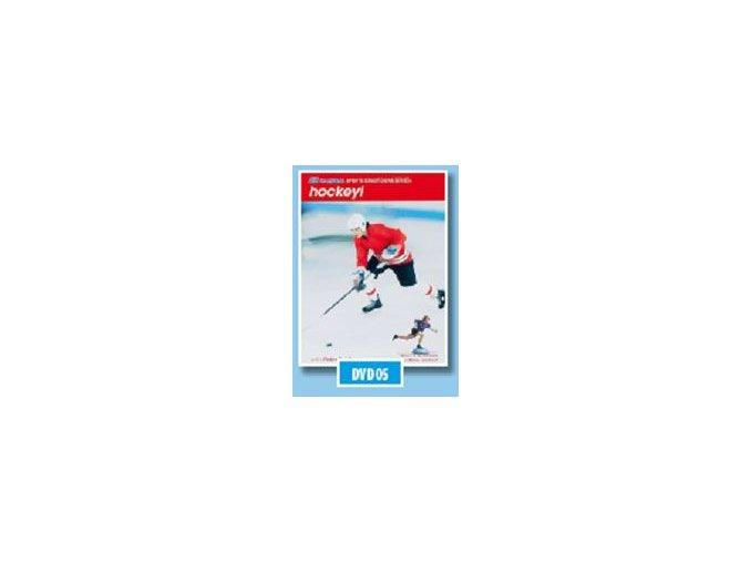 DVD BOSU - Hokej - originál (USA)