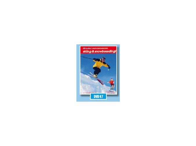 DVD BOSU - Lyžovanie a snowboard - originál (USA)