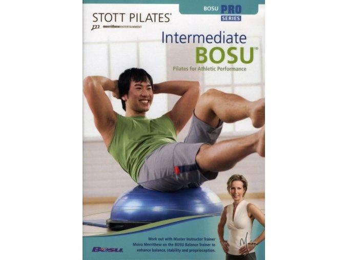 DVD BOSU - Pilates pre pokročilých - originál (USA)