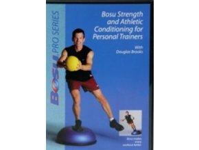 DVD BOSU - Kondičný tréning - originál (USA)
