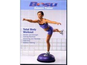DVD BOSU - Cvičenie pre celé telo - originál (USA)