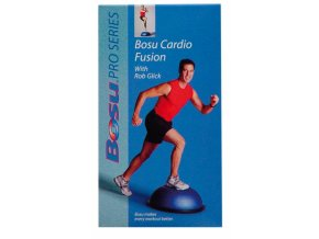 DVD BOSU  - Kardio tréning - originál (USA)