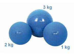 Med Ball - Pružný medicinbal - 2 kg - originál (Italy)
