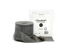Thera-Band - 45.5 m - Stupeň 6 - Čierny - originál (USA)