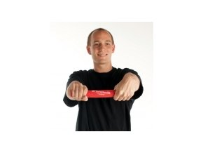 Flexbar - stupeň 3 - červený - originál (USA)