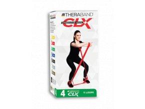 CLX Thera-Band - stupeň 4 - zelený - originál (USA)