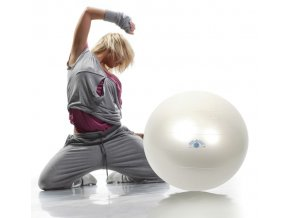 Fit Ball - 65 cm - Perleťová - originál (Italy)