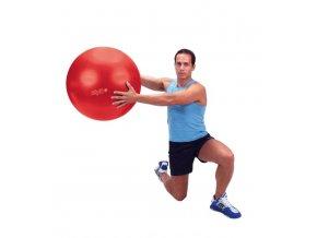 Gymnic Classic Plus - 55 cm - červená - originál (Italy)